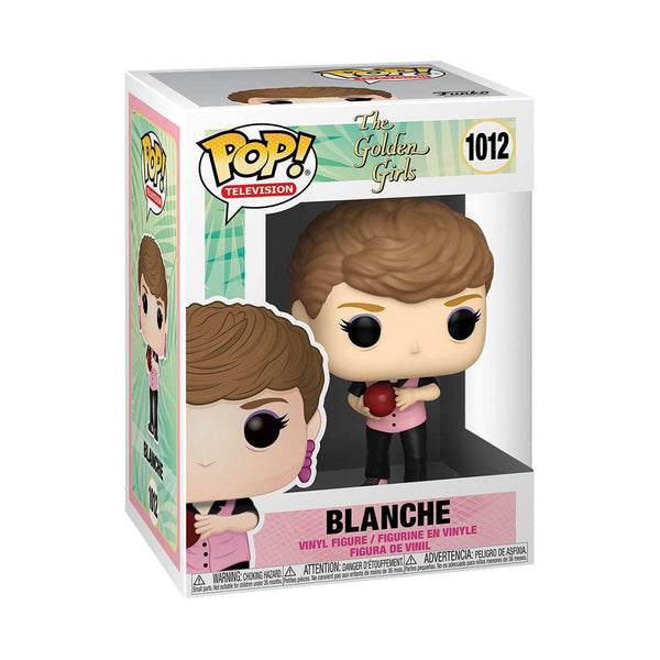 Blanche (Bowling Uniform) #1012 Golden Girls Funko POP! TV [PRE-ORDER FOR JAN 2021* DELIVERY] POP! Funko