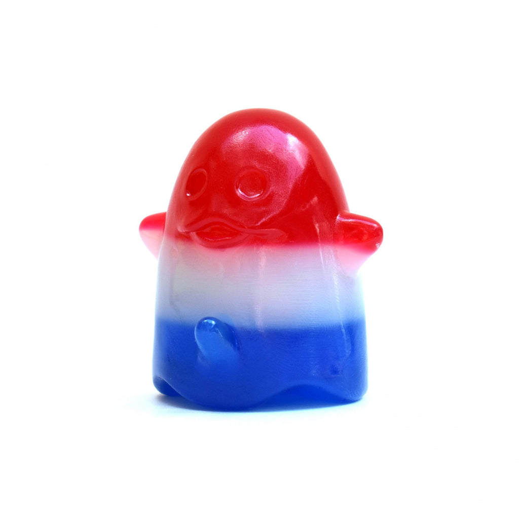 Bomb Pop Ghost Boner Resin Art Toy by Brian Ewing Resin Figures UVD Toys