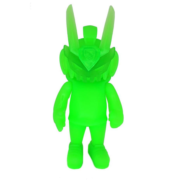 BORAX Green GID DIY TEQ63 by Quiccs x Martian Toys Quiccs TEQ63 Martian Toys