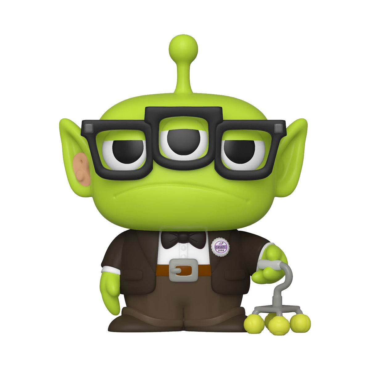 Carl #751 Up Pixar Alien Remix Funko Pop! Disney [PRE-ORDER] Pop! Funko