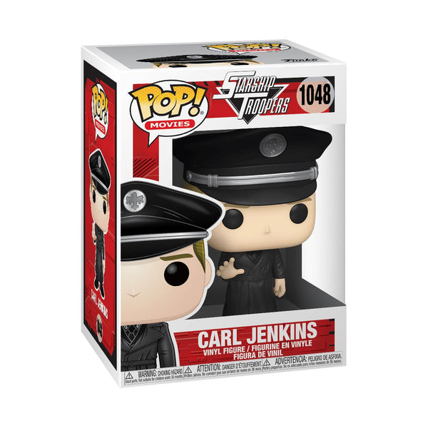 Carl Jenkins #1048 Starship Troopers Funko Pop! Movies [PRE-ORDER] Pop! Funko