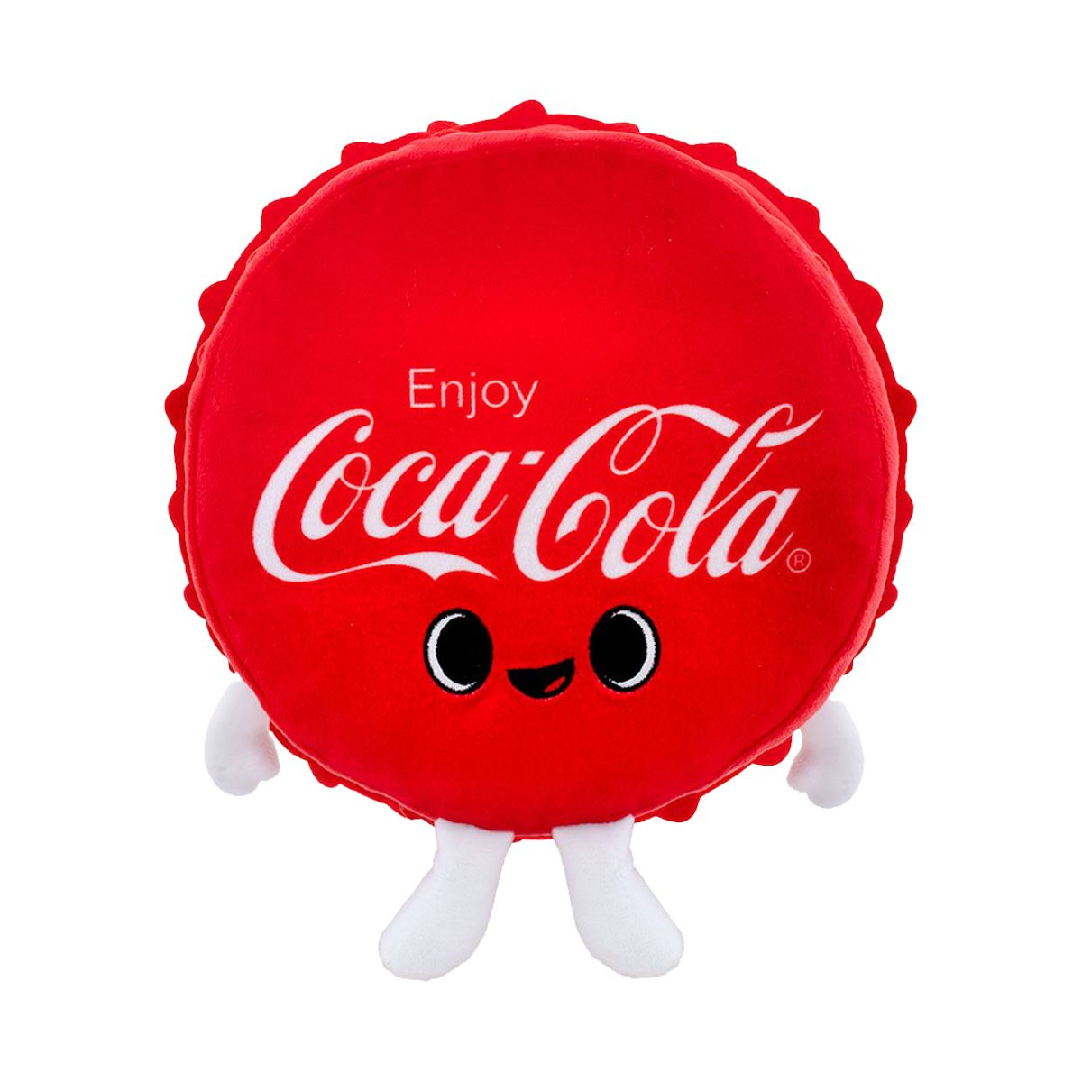 Coke Bottle Cap Funko POP! Plush Coca-Cola Ad Icons [PRE-ORDER] Plush Funko