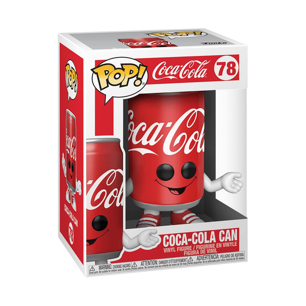 Coke Can #78 Coca-Cola Funko POP! Ad Icons [PRE-ORDER] Pop! Funko