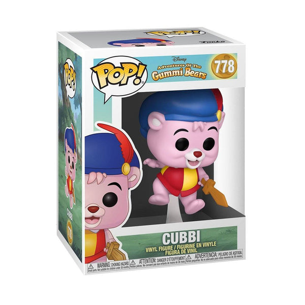 Cubbi #778 Adventures of the Gummi Bears Funko POP! Disney [PRE-ORDER FOR JAN 2021* DELIVERY] POP! Funko