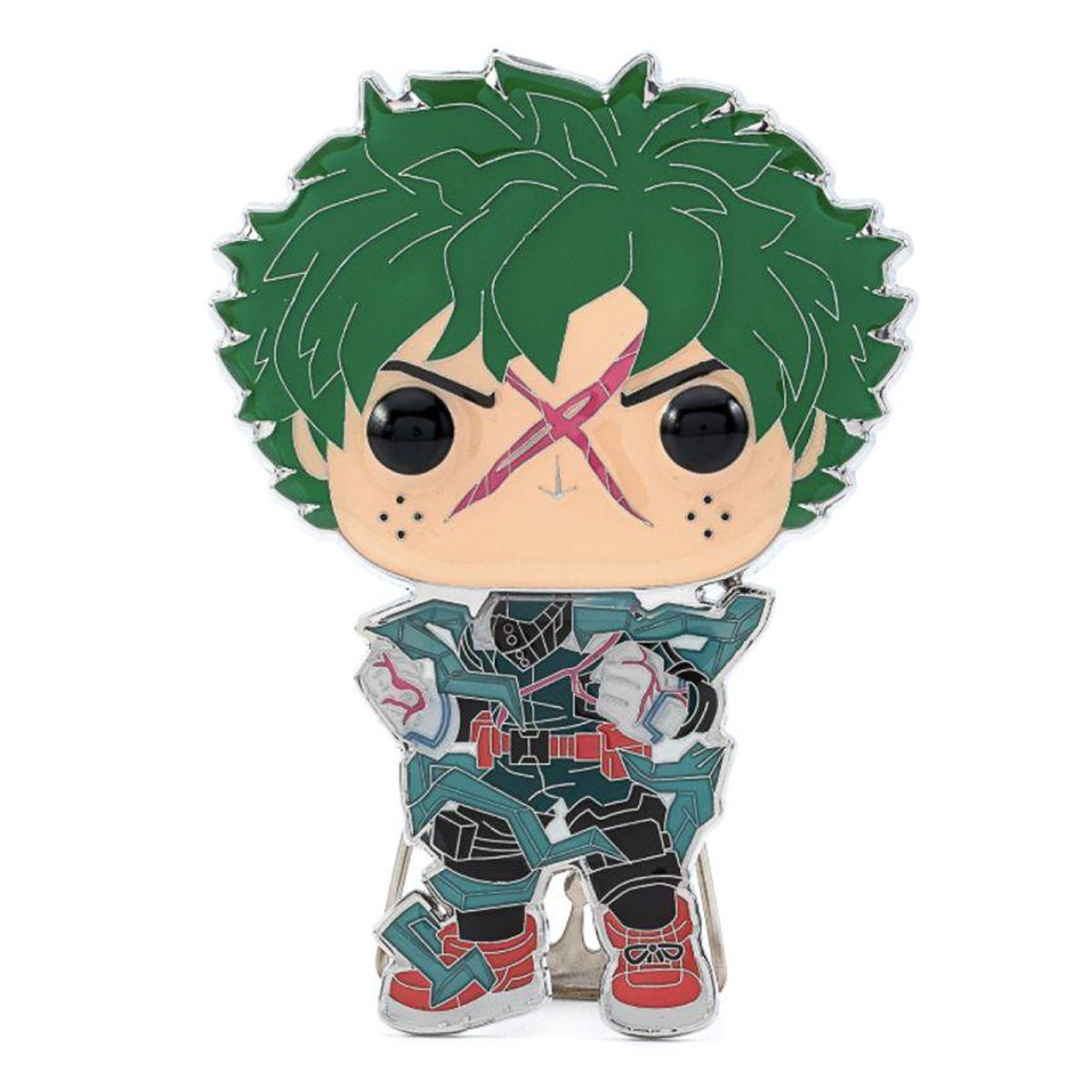 Deku (Izuku Midoraya) My Hero Academia Funko POP! Pin [PRE-ORDER] Pop! Pin Funko