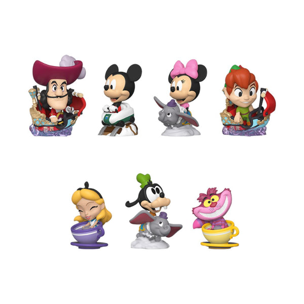Disneyland 65th Anniversary Mystery Minis by Funko [PRE-ORDER] Blind Box Funko Single Mystery Mini