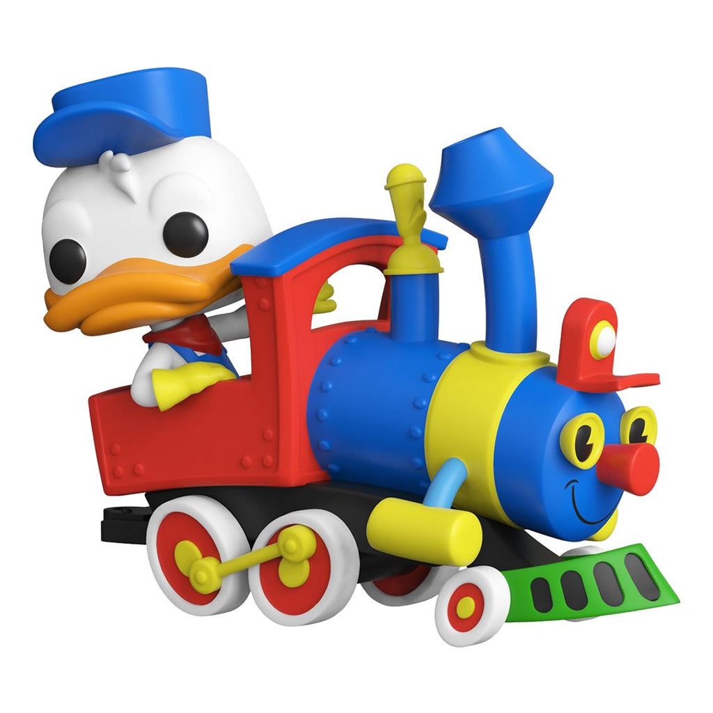Disneyland Casey Jr. Engine with Donald Duck Funko Pop! Train [PRE-ORDER] Pop! Train Funko