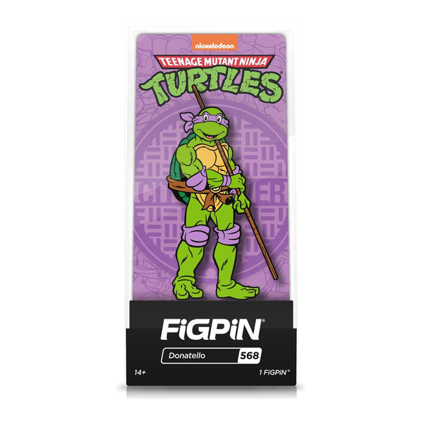 Donatello #568 Teenage Mutant Ninja Turtles FiGPiN Classic [PRE-ORDER] FiGPiN Classic FiGPiN