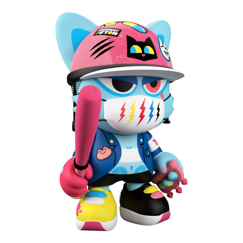 Dremon SuperJanky by Tado & Superplastic 8-inch Vinyl Toy Superplastic