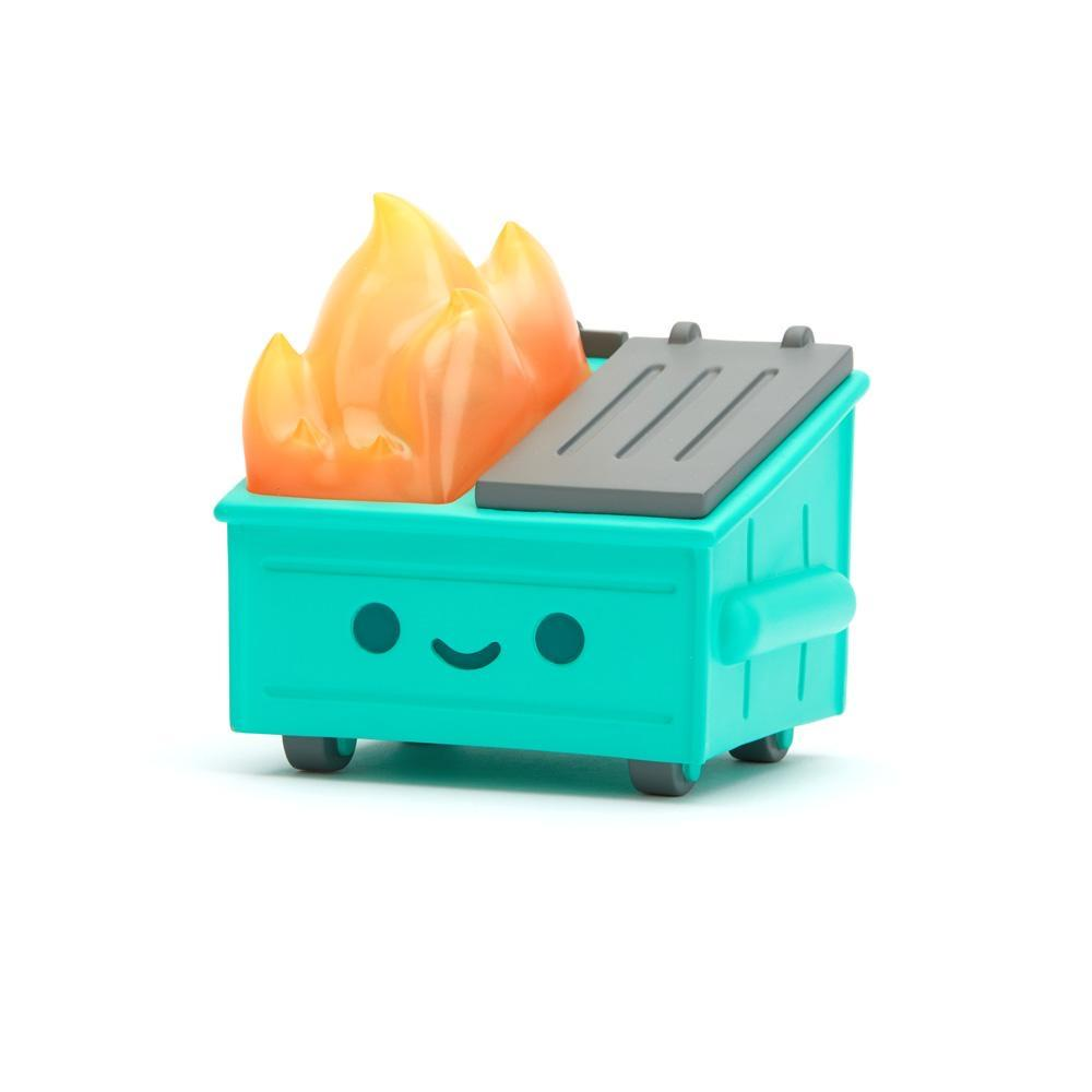 Dumpster Fire Vinyl Figure by 100% Soft [SHIPS IN DECEMBER] Dumpster Fire 100% Soft