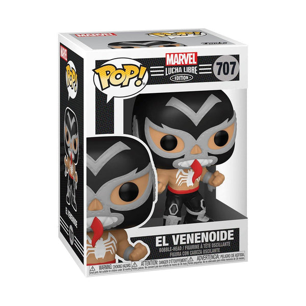 El Venenoide (Venom) #707 Luchadores Funko POP! Marvel [PRE-ORDER FOR FEB 2021* DELIVERY] POP! Funko
