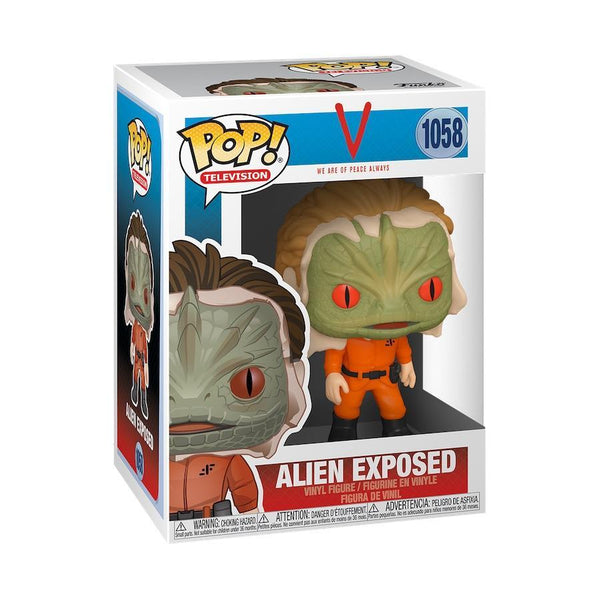 Exposed Alien #1058 V Funko POP! Television [PRE-ORDER] Pop! Funko