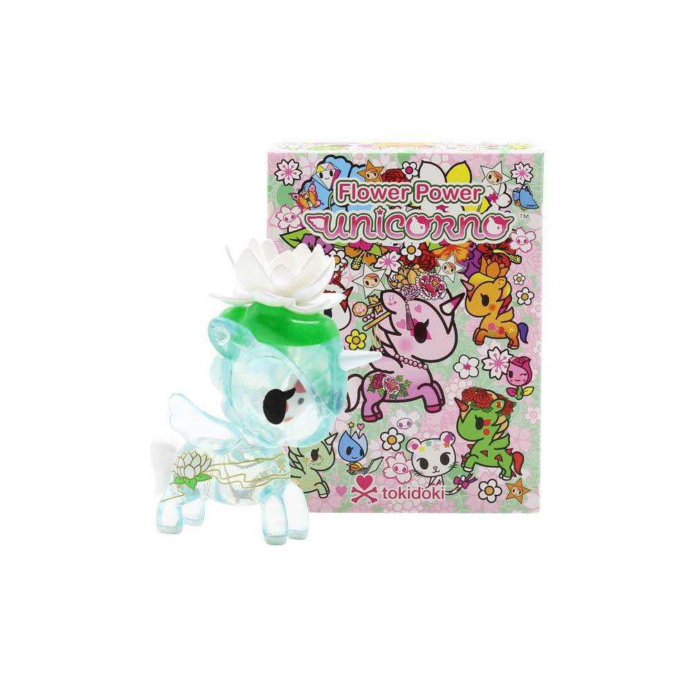 Flower Power Unicorno Blind Box by tokidoki Blind Box tokidoki Display Case of 8