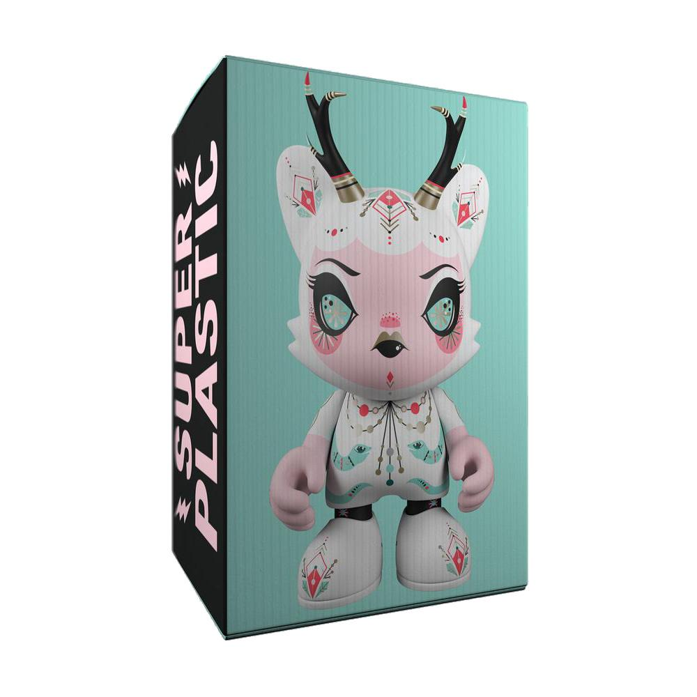 Frostbite Fauna SuperJanky by Julie West & SuperPlastic 8-inch Vinyl Figure Superplastic