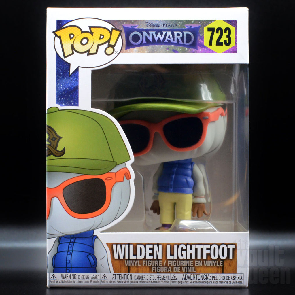 Funko Pop! Disney: Onward - Wilden Lightfoot #723 Pixar Pop! Funko