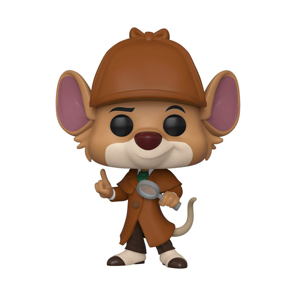 Funko POP! Disney: The Great Mouse Detective - Basil #774 [PRE-ORDER] Pop! Funko