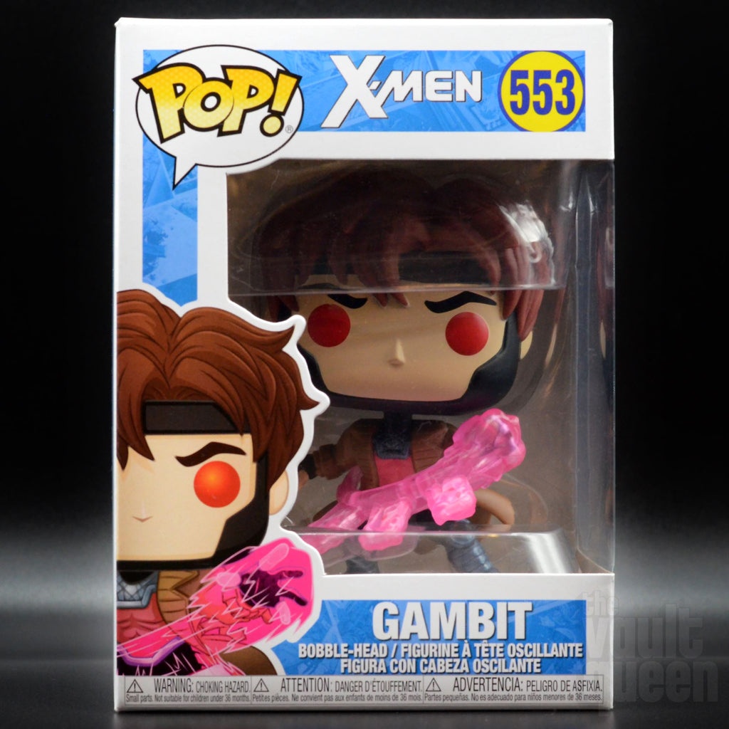Funko POP! Marvel: X-Men - Gambit #553 Pop! Funko