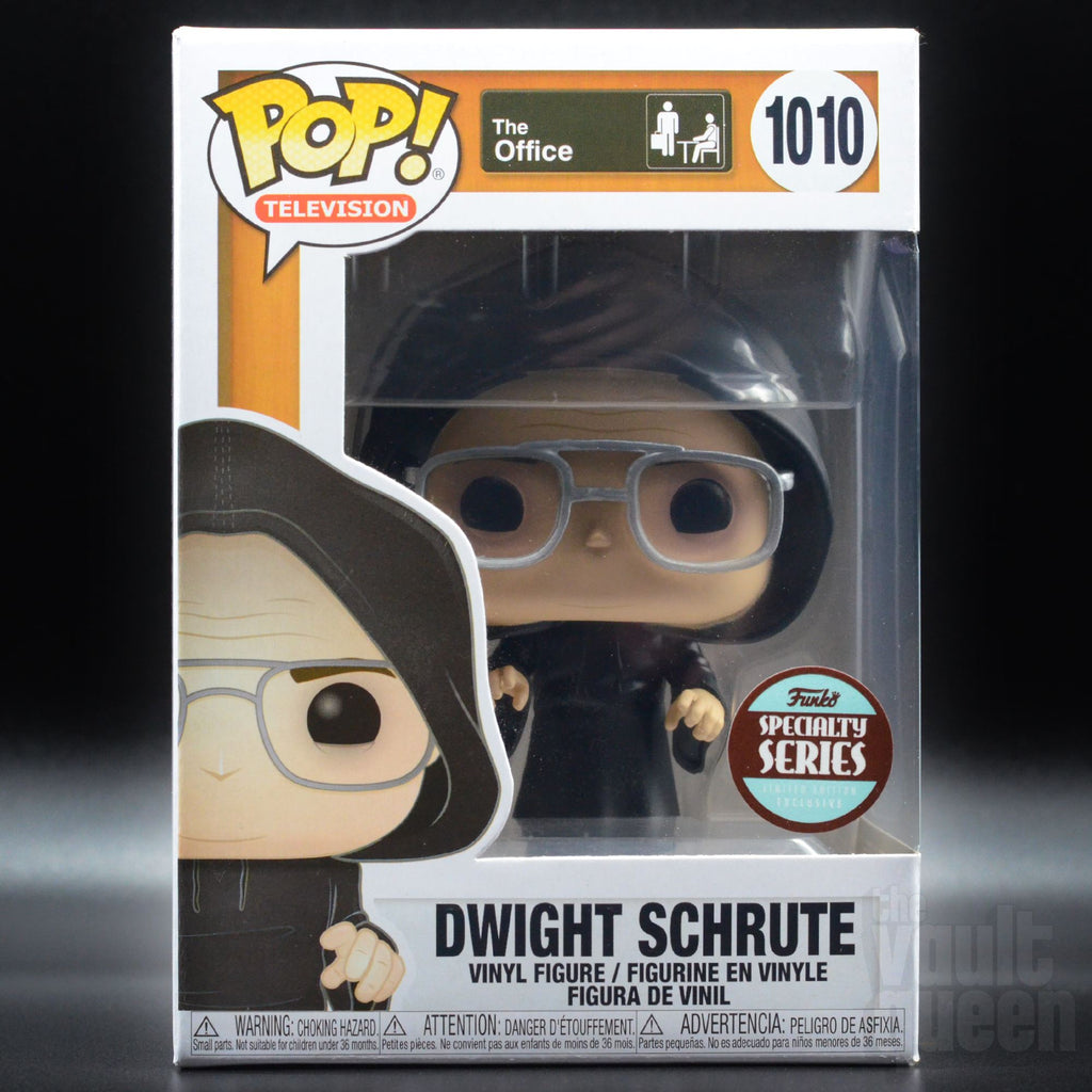 Funko Pop! Television: The Office - Dwight as Dark Lord #1010 Specialty Series Exclusive Pop! Funko