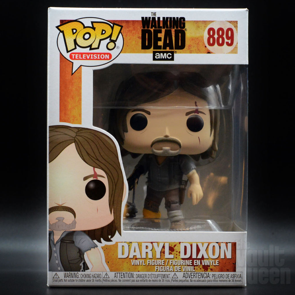 Funko POP! Television: The Walking Dead- Daryl Dixon #889 Pop! Funko