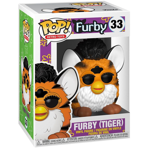 Furby (Tiger) #33 Funko POP! Retro Toys [PRE-ORDER] Pop! Funko