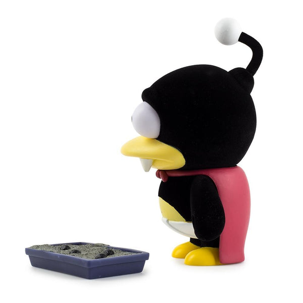 "Futurama Furry Little Nibbler 7"" Art Figure by kidrobot 7-inch Vinyl Figure kidrobot"