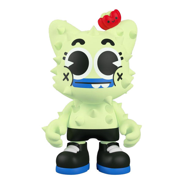 Glow-in-the-Dark Nopalito SuperJanky by EGC & Superplastic [LE500] 8-inch Vinyl Toy Superplastic