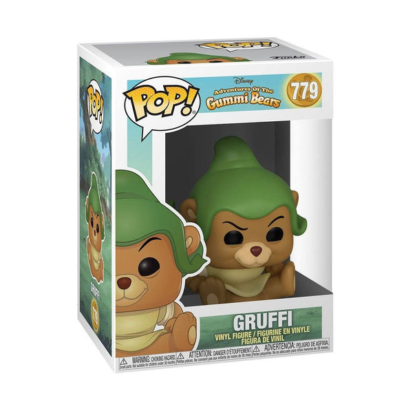 Gruffi #779 Adventures of the Gummi Bears Funko POP! Disney [PRE-ORDER FOR JAN 2021* DELIVERY] POP! Funko
