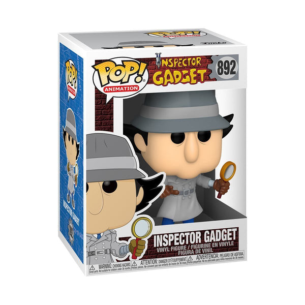 Inspector Gadget #892 Funko Pop! Animation [PRE-ORDER] Pop! Funko