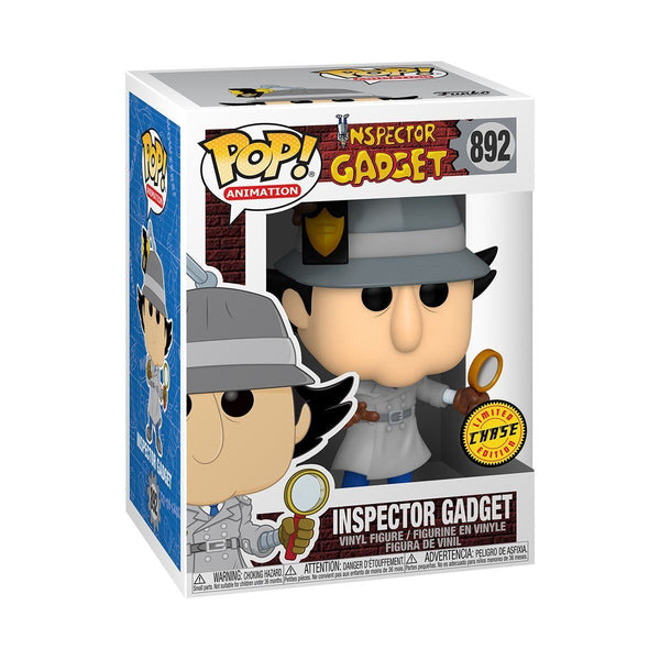 Inspector Gadget #892 - Guaranteed Chase! - Funko Pop! Animation [PRE-ORDER] Pop! Funko