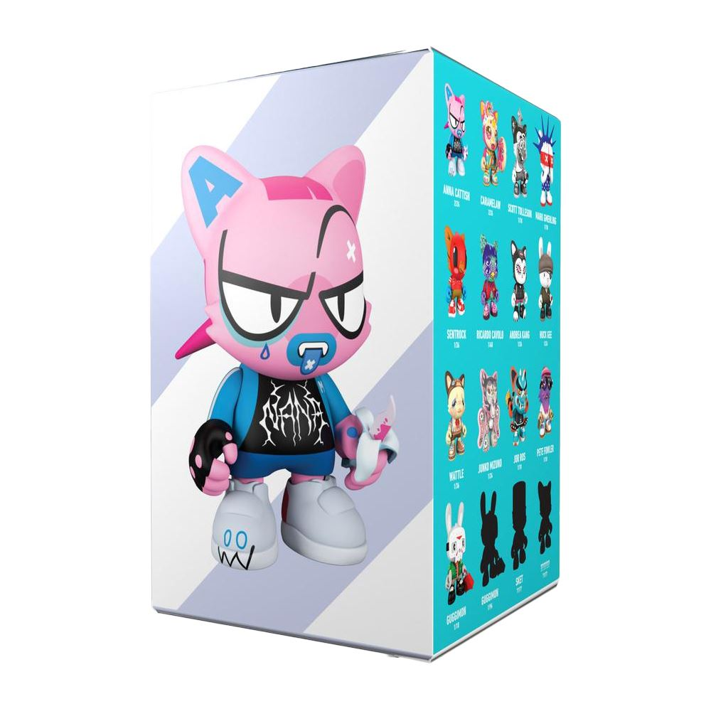 Janky Series 3 by Superplastic [SHIPS DECEMBER 2020] Blind Box Superplastic Case of 12 Blind Boxes