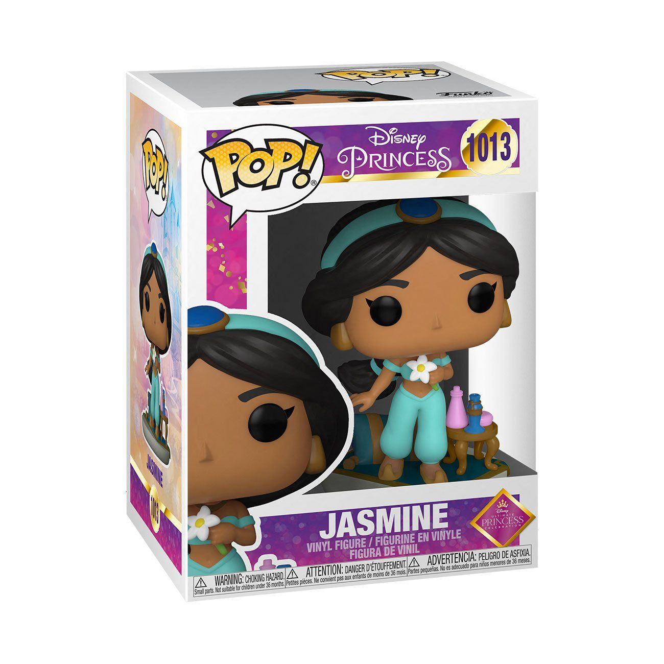 Jasmine #1013 Ultimate Princess Funko POP! Disney [PRE-ORDER EXPECTED SPRING 2021*] POP! Funko