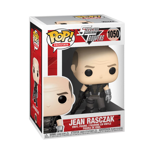 Jean Rasczak #1050 Starship Troopers Funko Pop! Movies [PRE-ORDER] Pop! Funko