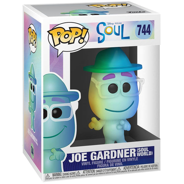 Joe Gardener (Soul World) #744 Soul Funko POP! Disney Pixar [PRE-ORDER] Pop! Funko
