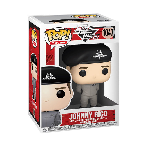Johnny Rico #1047 Starship Troopers Funko Pop! Movies [PRE-ORDER] Pop! Funko