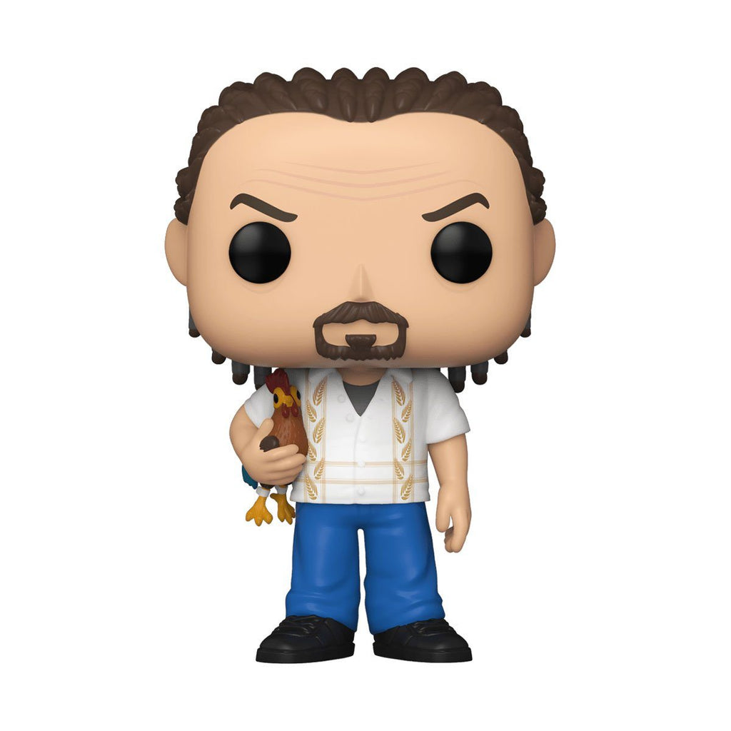 Kenny Powers in Cornrows #1080 Eastbound & Down Funko POP! TV [PRE-ORDER FOR MAR 2021* DELIVERY] POP! Funko