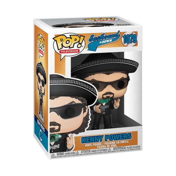 Kenny Powers in Mariachi Outfit Eastbound & Down Funko POP! TV [PRE-ORDER FOR MAR 2021* DELIVERY] POP! Funko