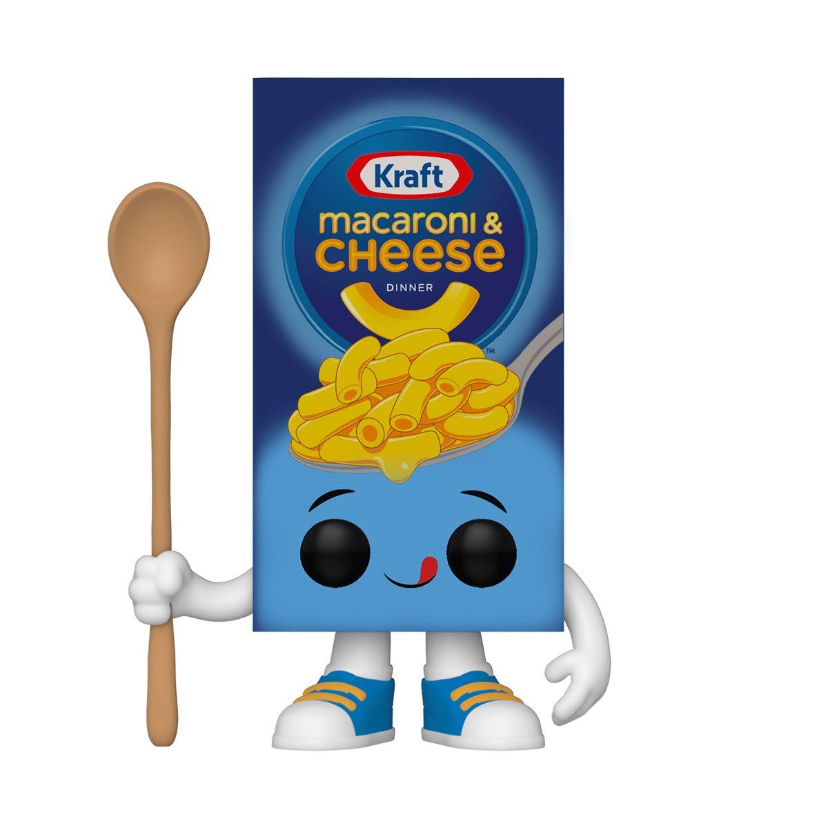 Kraft Mac & Cheese Box #99 Funko POP! Ad Icons [PRE-ORDER FOR ESTIMATED SUMMER 2021* DELIVERY] POP! Funko