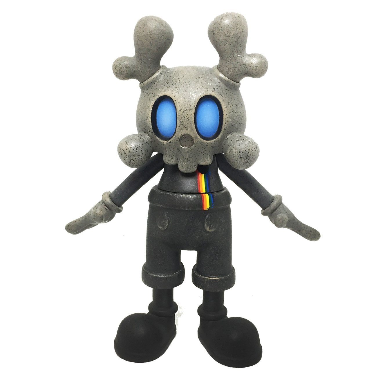 "Kranyus ""It Can't Rain All The Time"" Edition by Dave MarkArt x Theodoru x Martian Toys Kranyus Martian Toys"
