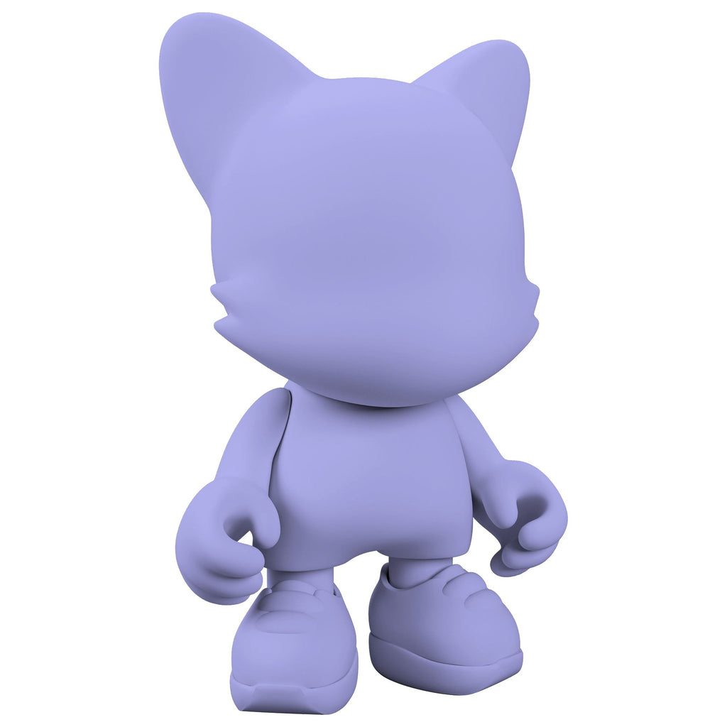 Lavender UberJanky by Superplastic [PRE-ORDER SHIPS IN OCTOBER] 15-inch Vinyl Toy Superplastic