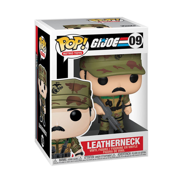 Leatherneck #09 GI Joe Funko POP! Retro Toys [PRE-ORDER FOR JAN 2021* DELIVERY] POP! Funko