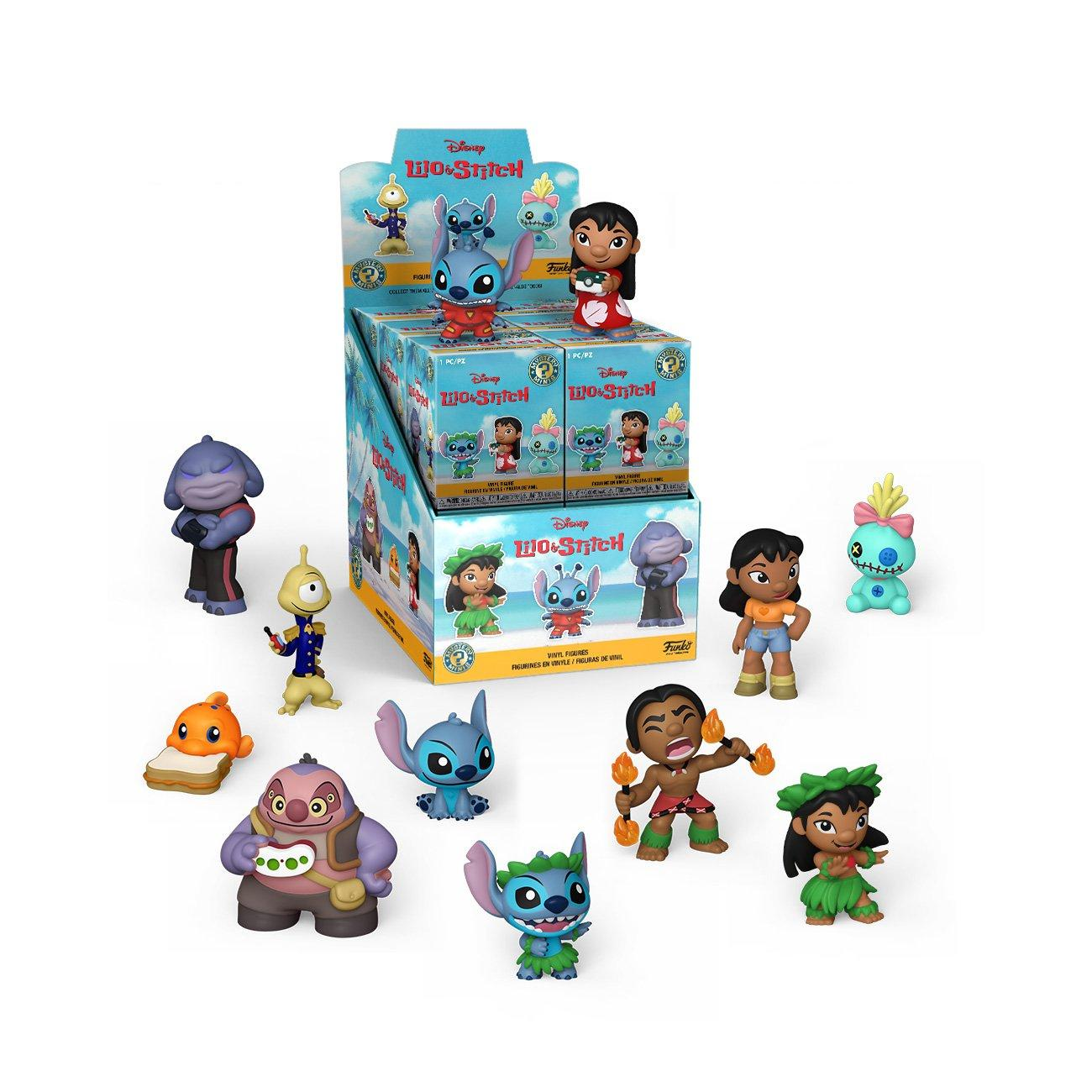 Lilo & Stitch Mystery Minis by Funko [PRE-ORDER EXPECTED SUMMER 2021*] Blind Box Funko