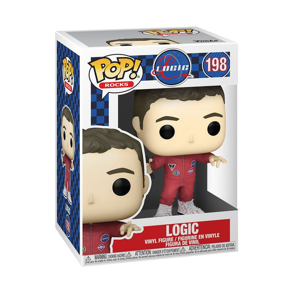 Logic #198 Funko POP! Icons [PRE-ORDER FOR JAN 2021* DELIVERY] POP! Funko