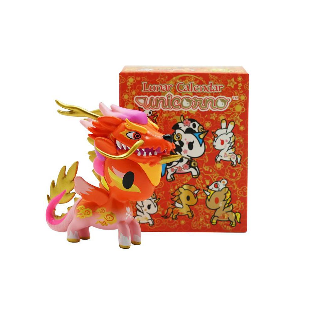 Lunar Calendar Unicorno Blind Box by tokidoki Blind Box tokidoki Display Case of 12