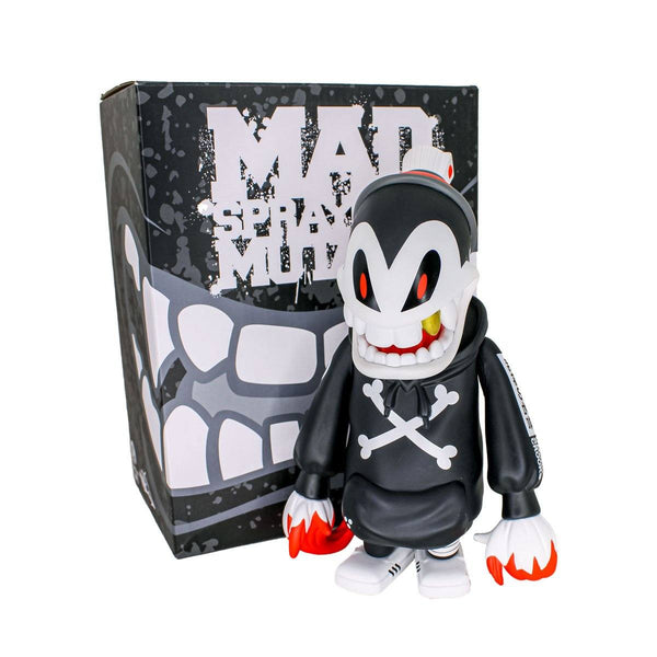Mad Mutant Spraycan Fortress Edition by Quiccs x Jeremey MadL x Martian Toys 8-inch Vinyl Toy Martian Toys