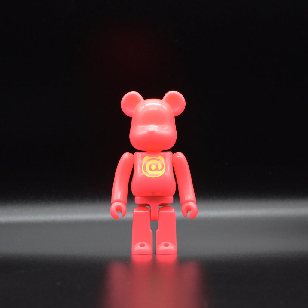 "Medicom Toy BE@RBRICK Basic Letter ""A""/""@"" Series 37 100% BE@RBRICK 100% Medicom Toy"