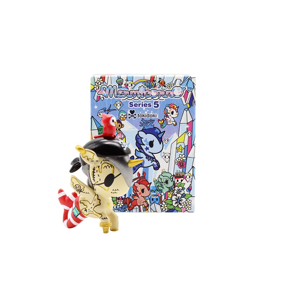 Mermicorno Blind Box Series 5 by tokidoki Blind Box tokidoki Display Case of 12
