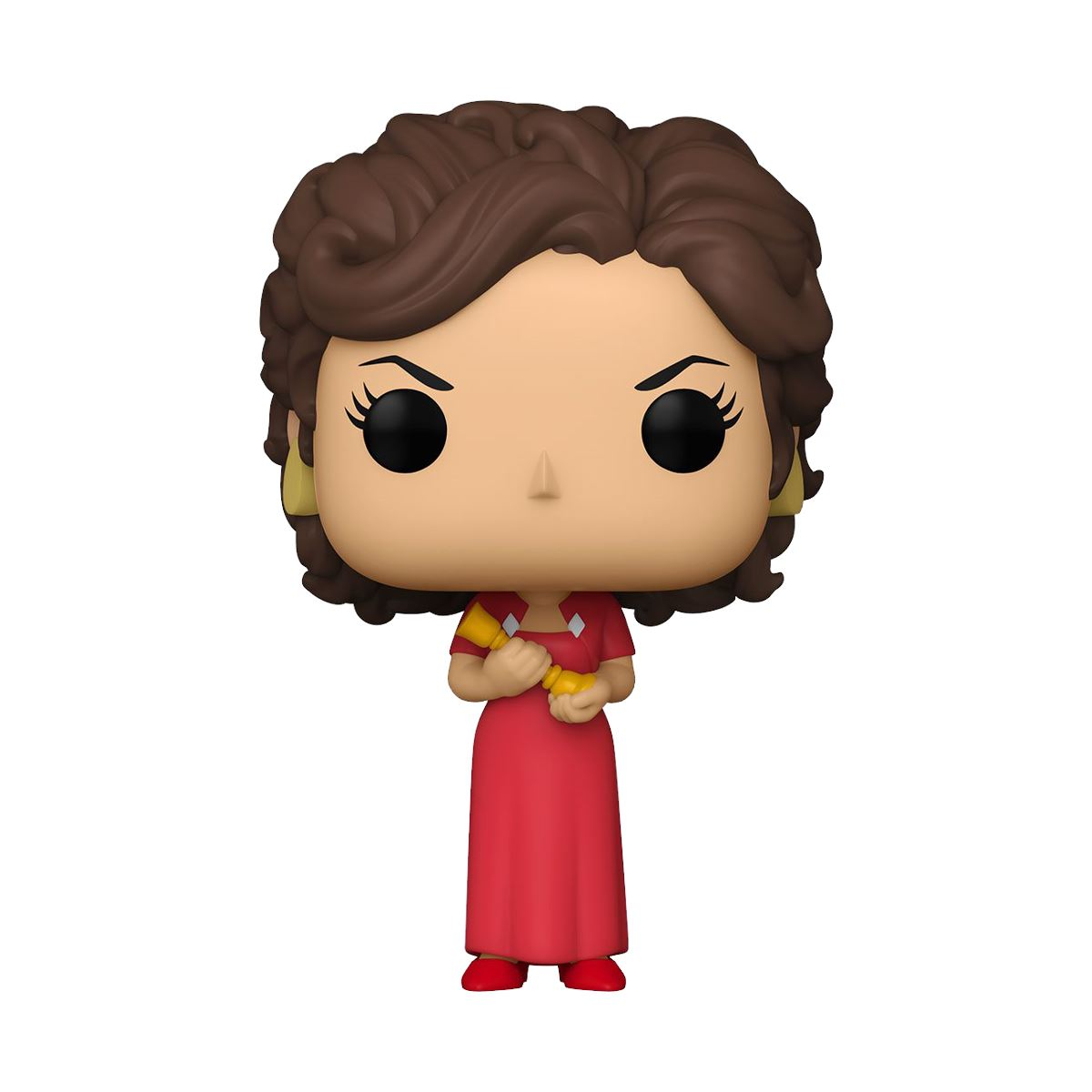 Miss Scarlet with Candlestick #49 Clue Funko POP! Retro Toys [PRE-ORDER] Pop! Funko