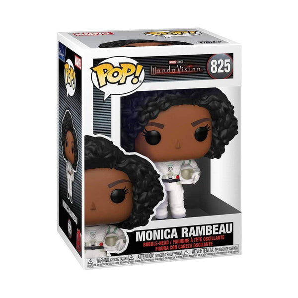 Monica Rambeau #825 Wandavision Funko POP! Marvel [PRE-ORDER FOR APR 2021* DELIVERY] POP! Funko