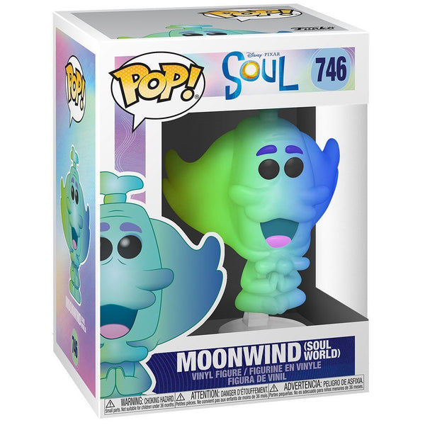 Moonwind (Soul World) #746 Soul Funko POP! Disney Pixar [PRE-ORDER] Pop! Funko