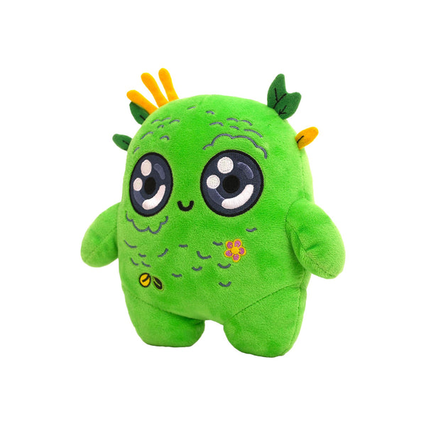 Mossy the Moss Spirit Plush by mumbot Plush mumbot